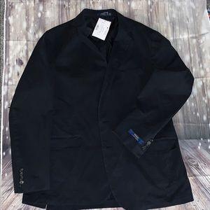 Men's Ralph Lauren sports jacket in navy blue